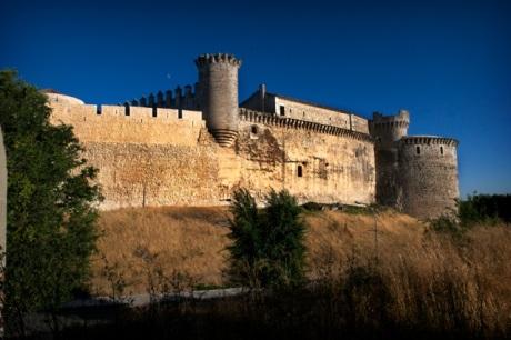 The Castle of the Duke of Albuquerque in Cuéllar (Photo: Nicolás Haro)